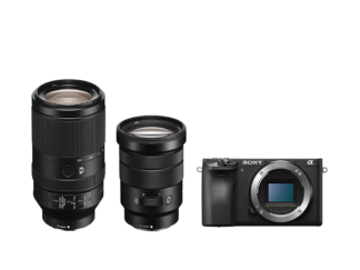 Sony Alpha 6500 KIT 18-105mm/70-300mm