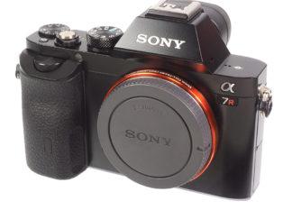 Sony Alpha 7R Gehäuse