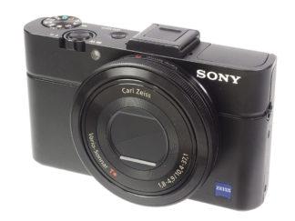 Sony Cybershot RX100 II