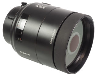 Sony Reflex 8,0/500mm A-Mount