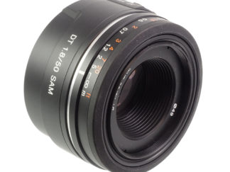 Sony SAL 1,8/50mm