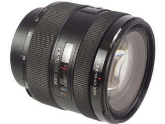Sony SAL 2,8/16-50mm SSM