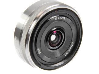 Sony SEL 2,8/16mm
