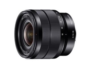 Sony SEL 4/10-18mm
