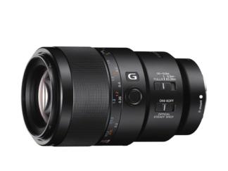 Sony SEL FE 2,8/90mm G Macro