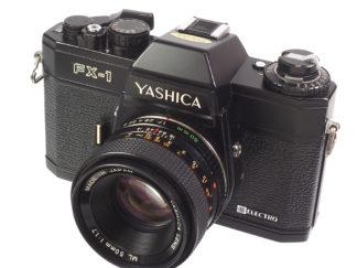 Yashica FX-1 Electro + 1,7/50mm