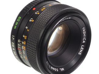 Yashinon 1,7/50mm