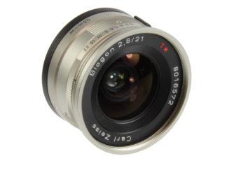 Zeiss Biogon T* G 2,8/21mm mit Sucher
