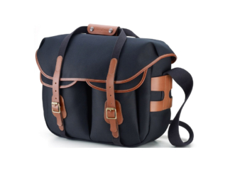 Billingham Hadley Large Pro black/tan