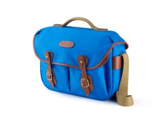Billingham Hadley Pro blue/tan