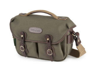 Billingham Hadley Small Pro sage/chocolate