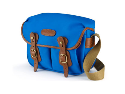 Billingham Hadley Small blue/tan