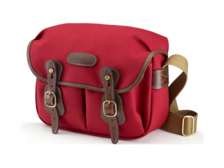 Billingham Hadley Small burgundy/chocolate