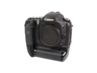 Canon EOS 10D + BG-ED3