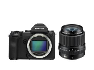 Fuji GFX 50S + GF 2,8/45mm WR