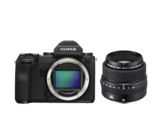 Fuji GFX 50S + GF 2,8/63mm WR