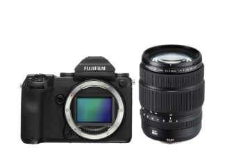 Fuji GFX 50S + GF 4,0/32-64mm WR