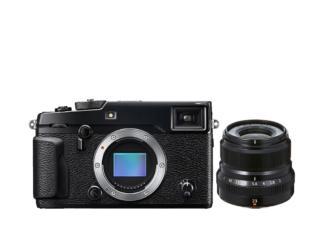 Fuji X-PRO2 + XF 2,0/23mm WR