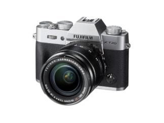 Fuji X-T20 + XF 2,8-4/18-55mm silber