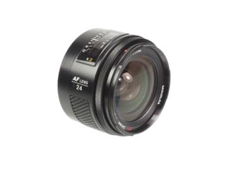 Minolta AF 2,8/24mm