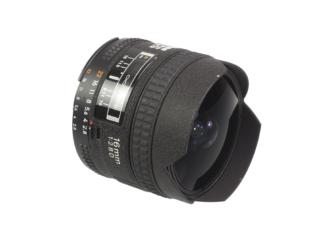 Nikon AF 2,8/16mm Fisheye