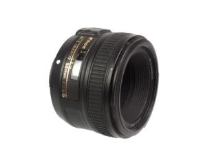 Nikon AF-S 1,8/50mm G