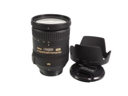 Nikon AF-S 3,5-5,6/18-200mm VR II