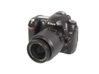 Nikon D50 + 18-55mm