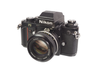 Nikon F3 HP + 1,4/50mm Ai