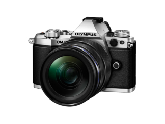 Olympus OM-D E-M5 Mark II + 2,8/12-40mm PRO silber