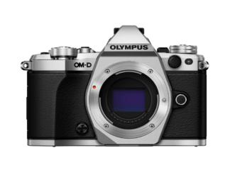 Olympus OM-D E-M5 Mark II Gehäuse silber