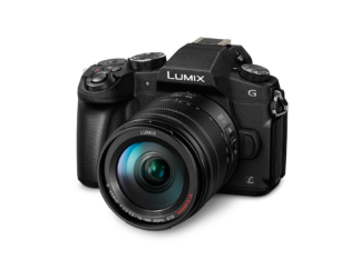 Panasonic Lumix G81 + 3,5-5,6/14-140mm