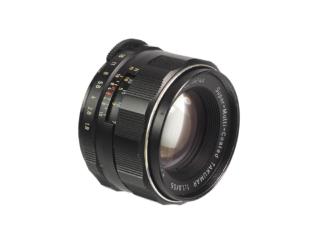 Pentax Takumar 1,8/55mm M42