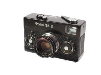 Rollei 35S schwarz
