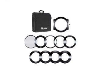 Rollei Filterhalter-System für 100mm Rechteckfilter