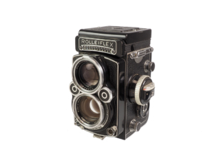 Rolleiflex 2,8F Xenotar 2,8/80mm