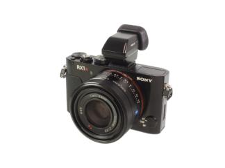 Sony RX1R + EV1M