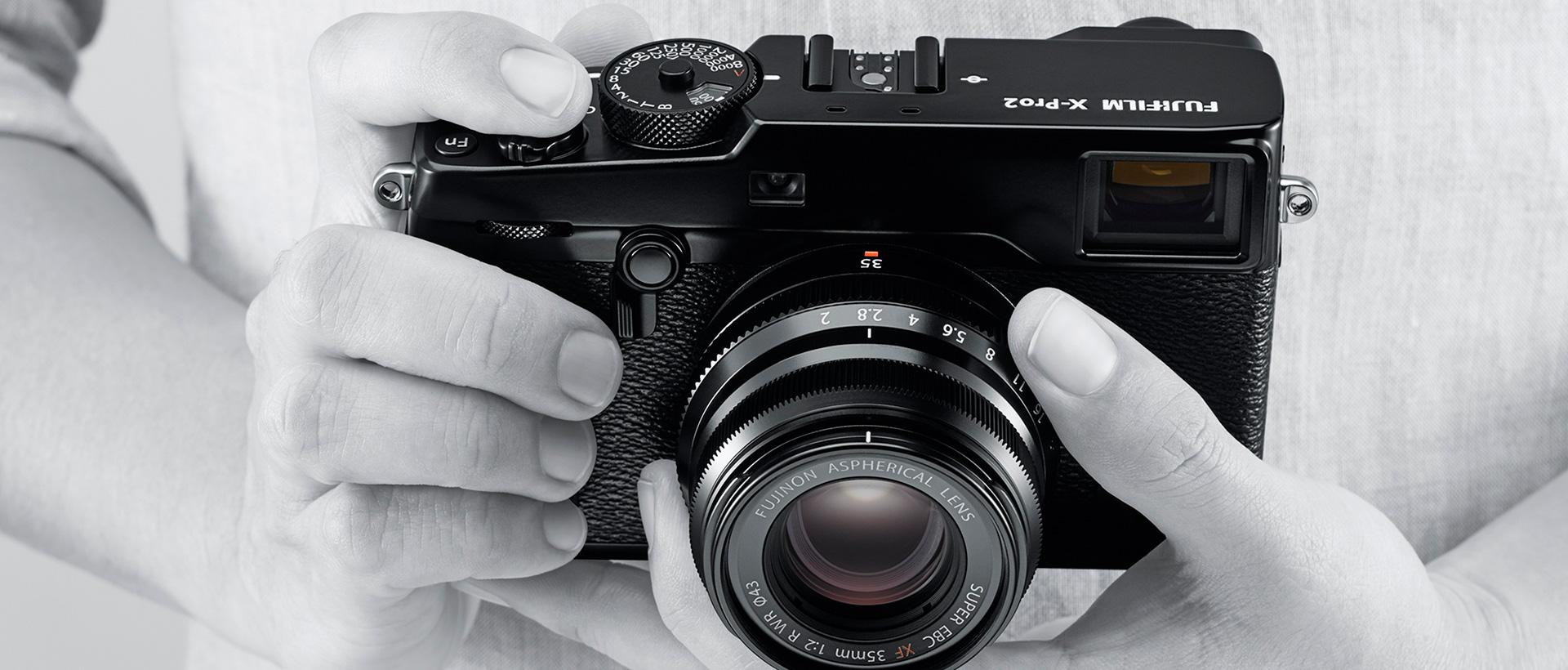 Fujifilm X Systemkameras @ Photohaus.de
