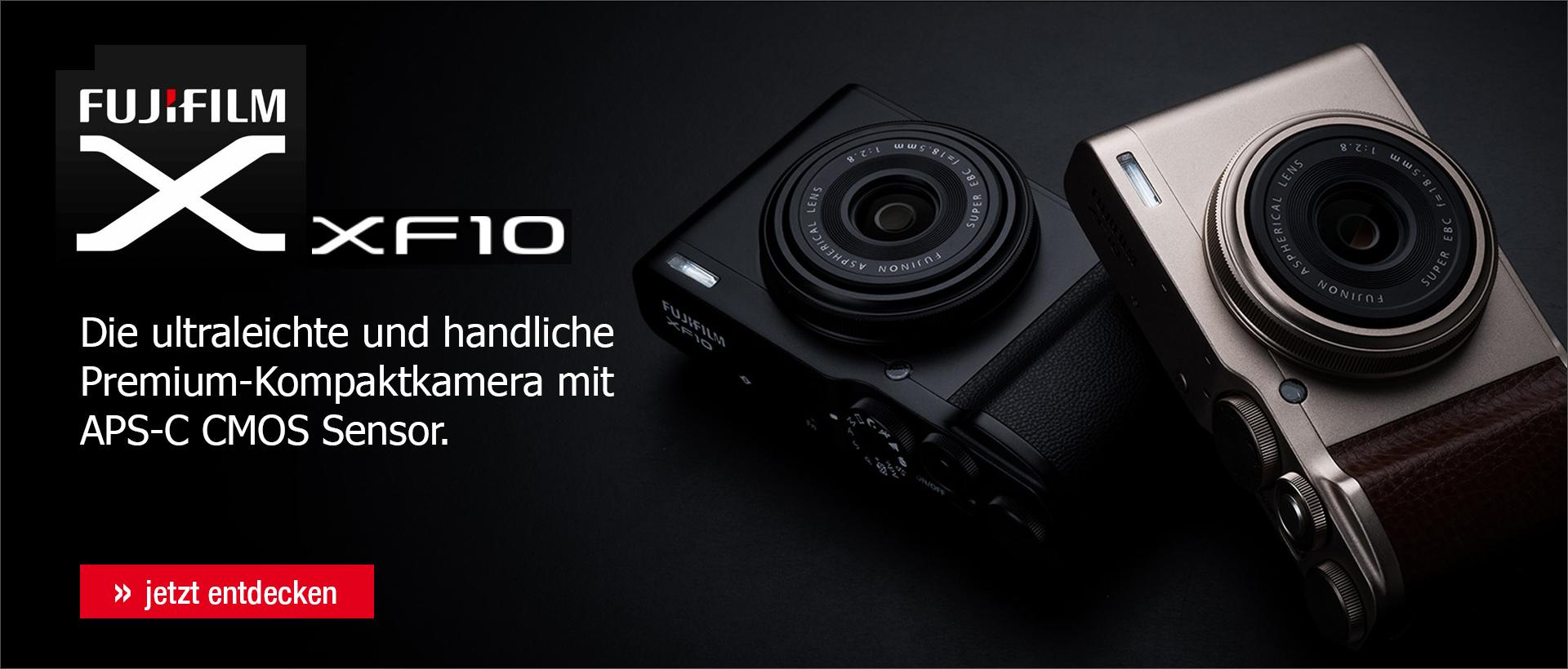 Fuji XF10 @ Photohaus.de