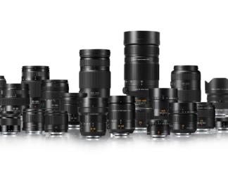 Panasonic Lumix Objektive