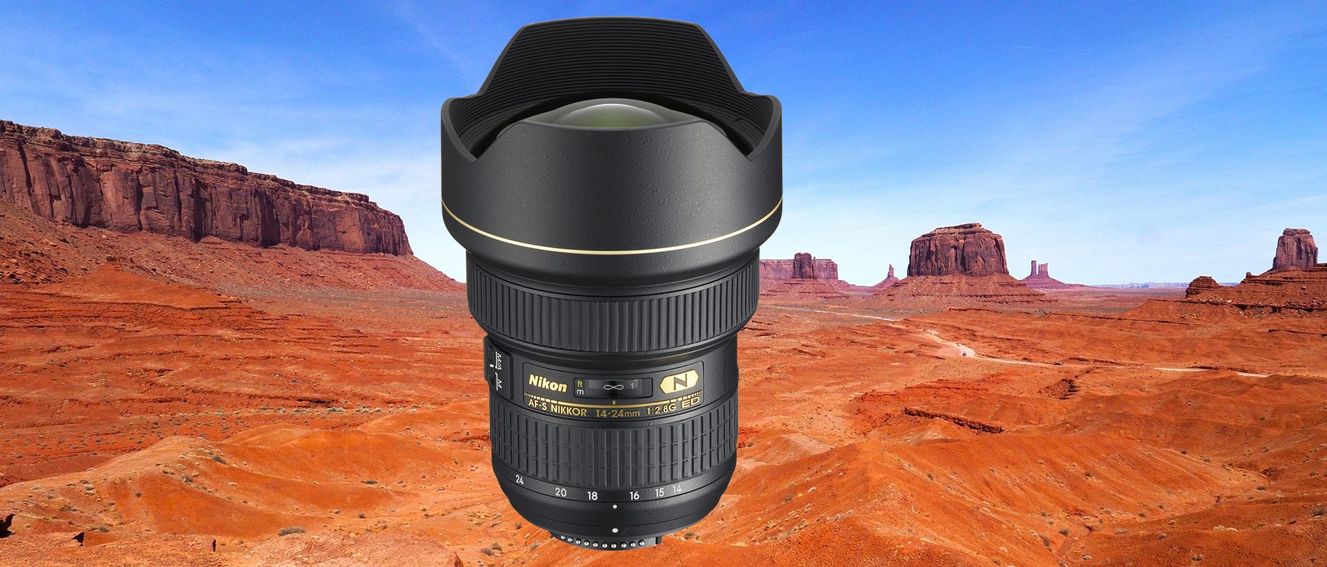 Nikon Objektive @ Photohaus