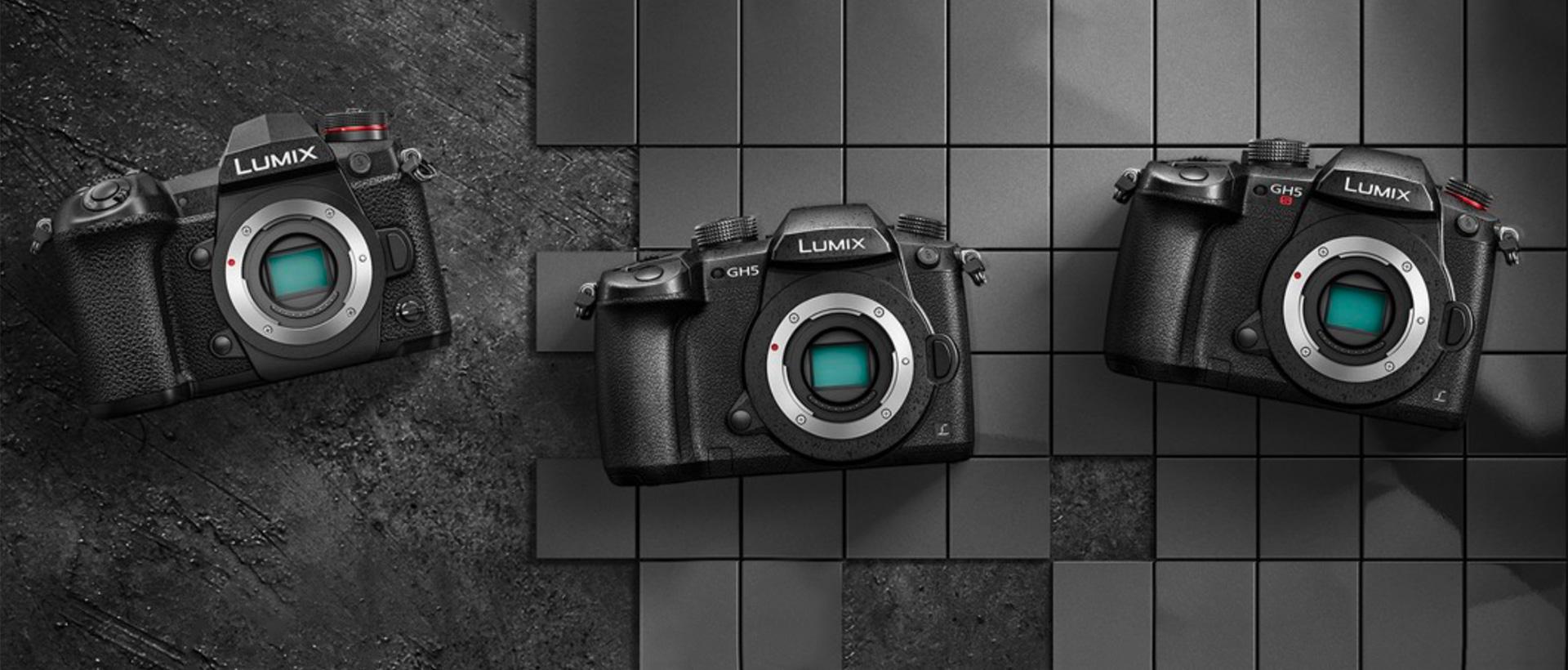 Panasonic Systemkameras @ Photohaus.de