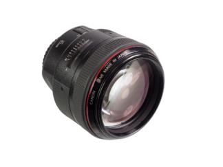 Canon EF 1,2/85mm L II