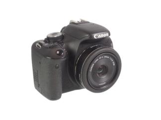Canon SOS 600D mit EF-S 2,8/24mm STM