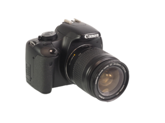 Canon EOS 450D + 28-80mm