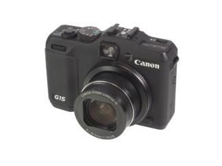 Canon Power Shot G15