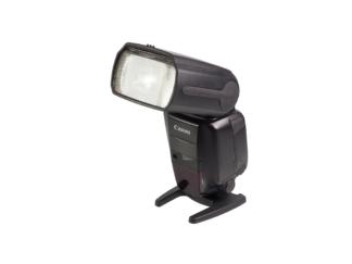 Canon Speedlite EX 600 RT