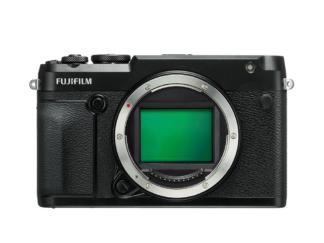 Fuji GFX 50R Gehäuse