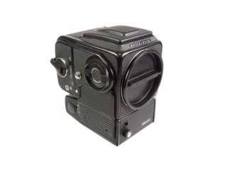 Hasselblad 500 EL/M + A12