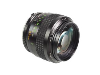 Minolta MC 1,7/85mm